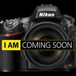 lancement imminent de Nikon D810 sur Shots