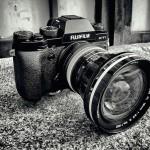 optique Canon sur boîtier Fujifilm X-T1 SHOTS