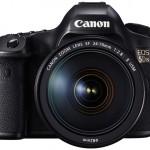 Canon annonce EOS 5DS plein format 50mp SHOTS