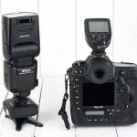 Prise de vue strobiste en flash déporté. Godox XPro VS Nikon SU-800