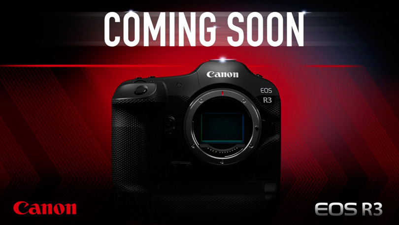 teaser canon eos R3