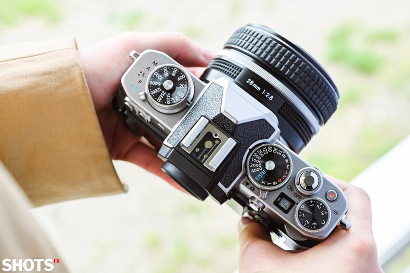 Nikon Z fc. Une drôle d'idée entre tendance vintage et ultra modernité.